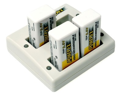 Powerex MH-C490F Charger